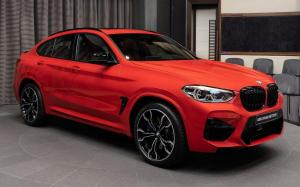 BMW X4 M Competition 2019 года (UAE)