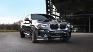 2019 BMW X4 xDrive30d by Hamann