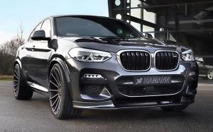BMW X4 xDrive30d by Hamann 2019 года
