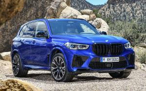 2019 BMW X5 M Competition (WW)