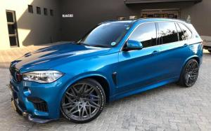 2019 BMW X5 M by RACE! & Vorsteiner