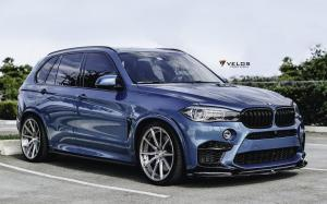 2019 BMW X5 M on Velos Wheels (S10)