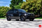 BMW X5 M on Vossen Wheels (HF-3) 2019 года