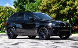 2019 BMW X5 M on Vossen Wheels (HF-3)