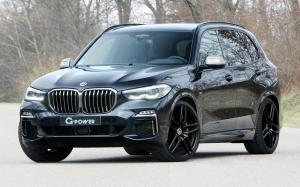 BMW X5 M50d by G-Power