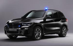 BMW X5 Protection VR6 2019 года
