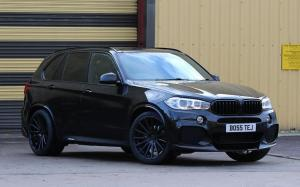 BMW X5 on Vossen Wheels (VFS-2) 2019 года