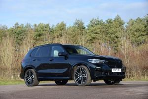 BMW X5 xDrive45e iPerformance M Sport 2019 года