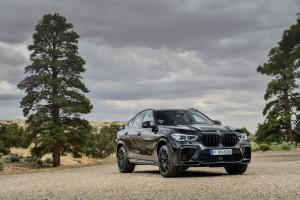 BMW X6 M Competition 2019 года