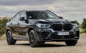 BMW X6 M Competition 2019 года (WW)