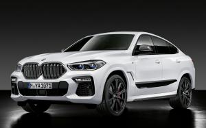 BMW X6 M M Performance Parts