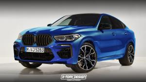 2019 BMW X6 M by X-Tomi Design