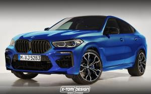 BMW X6 M by X-Tomi Design