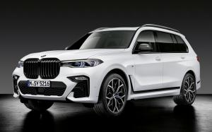 BMW X7 M Performance Parts 2019 года (WW)