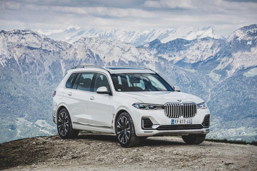 2019 BMW X7 xDrive30d Design Pure Excellence (WW)