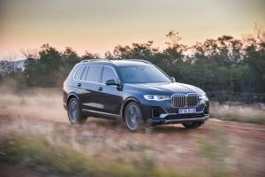 2019 BMW X7 xDrive30d Design Pure Excellence