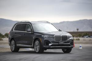 BMW X7 xDrive40i Design Pure Excellence 2019 года