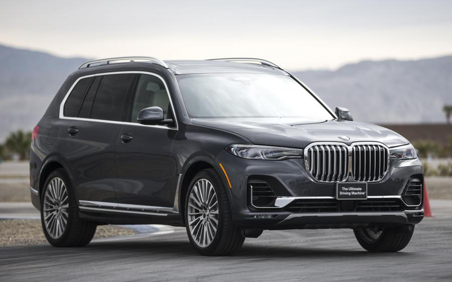 BMW X7 xDrive40i Design Pure Excellence