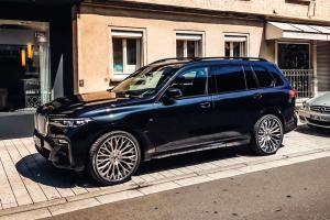 BMW X7 xDrive50i M Sport on Forgiato Wheels (RDB-ECL) 2019 года