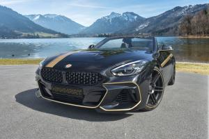 2019 BMW Z4 MHZ4 440 by Manhart Racing