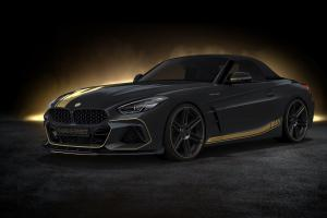 2019 BMW Z4 MHZ4 500 by Manhart Racing