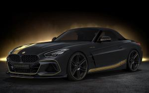 BMW Z4 MHZ4 500 by Manhart Racing 2019 года