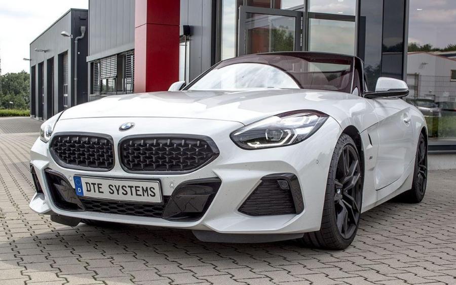 2019 BMW Z4 sDrive30i by DTE Systems