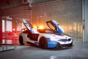 BMW i8 Formula E Safety Car 2019 года