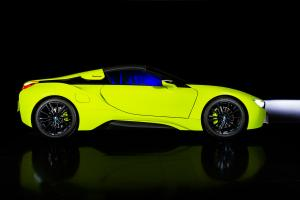 2019 BMW i8 Roadster LimeLight Edition