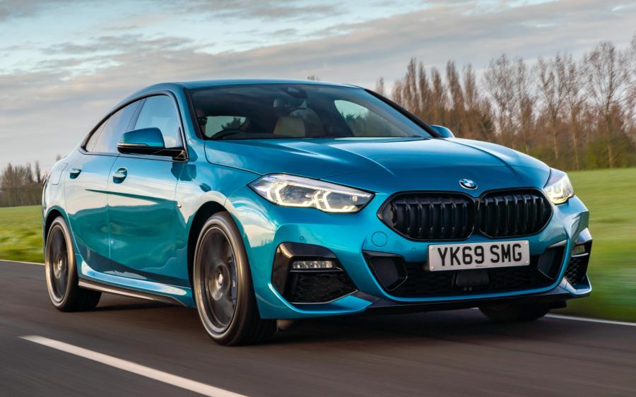 BMW 218i Gran Coupe M Sport (F44) (UK) '2020