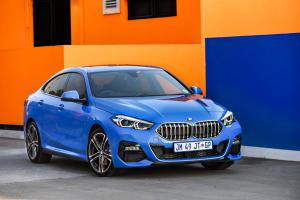2020 BMW 218i Gran Coupe M Sport