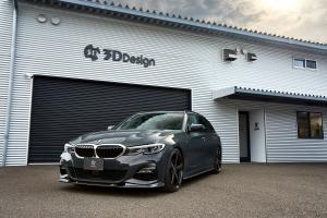 2020 BMW 330i Touring by 3D Design