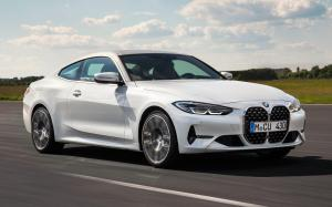 BMW 430i Coupe Sport Line