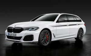 BMW 5-Series Touring M Performance Accessories 2020 года