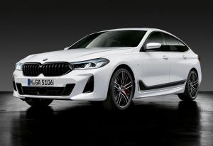 2020 BMW 6-Series Gran Turismo M Performance Accessories