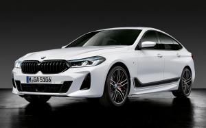 BMW 6-Series Gran Turismo M Performance Accessories 2020 года