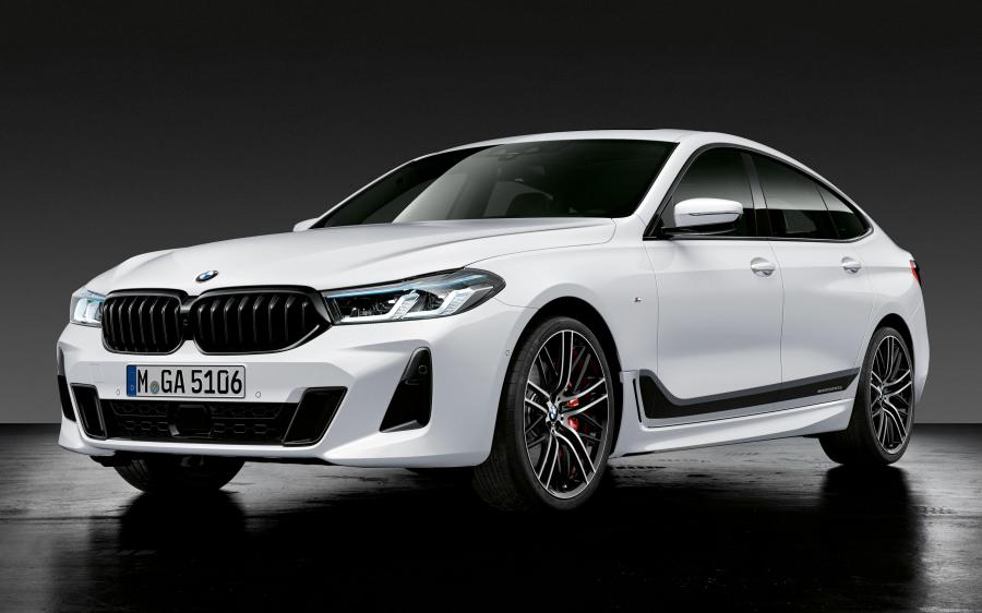 BMW 6-Series Gran Turismo M Performance Accessories (G32) '2020