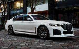 BMW 740i M Sport by 3D Design 2020 года