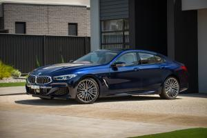 2020 BMW 840i M Sport Gran Coupe