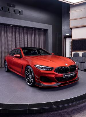 2020 BMW 840i M Sport Gran Coupe by AC Schnitzer