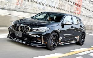 BMW M135i xDrive by 3D Design 2020 года