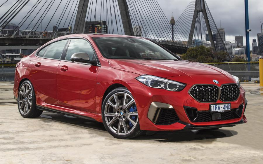 BMW M235i xDrive Gran Coupe (F44) (AU) '2019