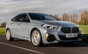 BMW M235i xDrive Gran Coupe 2020 года (UK)
