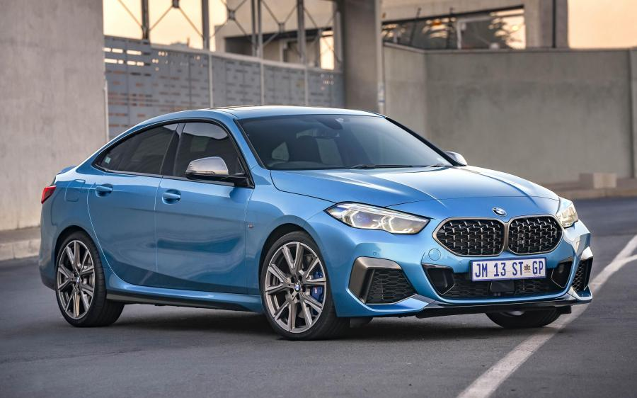 BMW M235i xDrive Gran Coupe (F44) (ZA) '2020