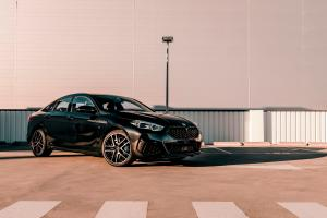 BMW M235i xDrive Gran Coupe Black Shadow Edition 2020 года