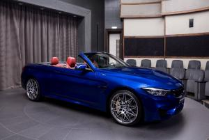 2020 BMW M4 Convertible Competition Package