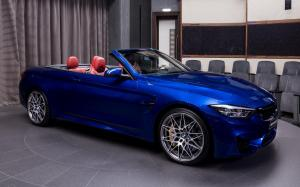 BMW M4 Convertible Competition Package 2020 года (UAE)