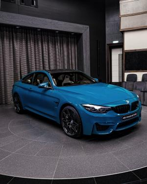 BMW M4 Coupe Edition M Heritage 2020 года