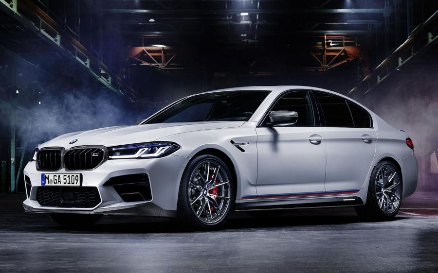 BMW M5 Competition M Performance Parts (F90) (WW) '2020
