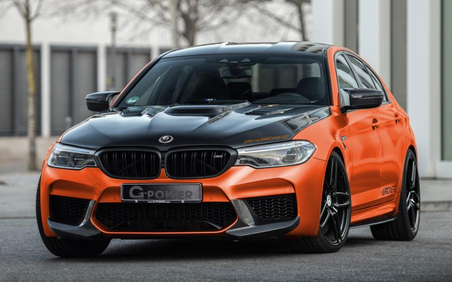 2020 BMW M5 Hurricane RS by G-Power